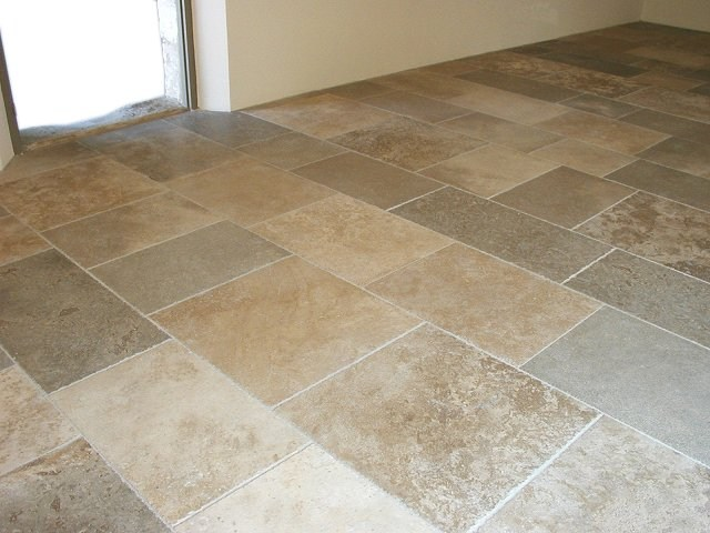 Stone Kitchen Flooring Kitchen Ireland